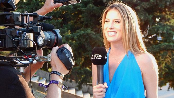 carrière journalistique